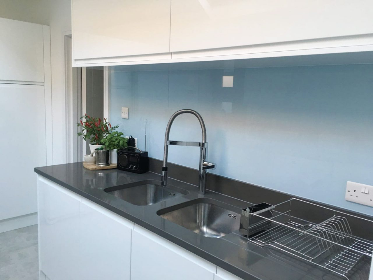 Kitchen Splashback 01 | Surrey Splashbacks & Windows