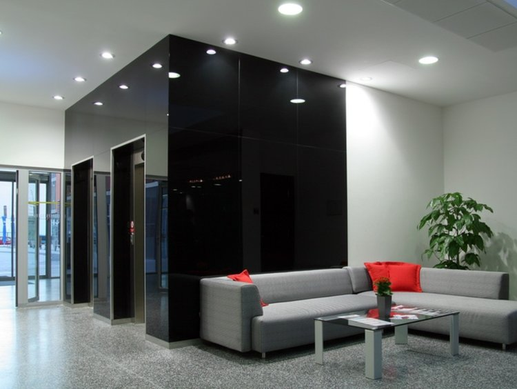 Glass Printed Wall Cladding